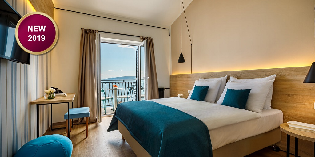 Smart Selection hotel Mediteran 3* | Mošćenička Draga