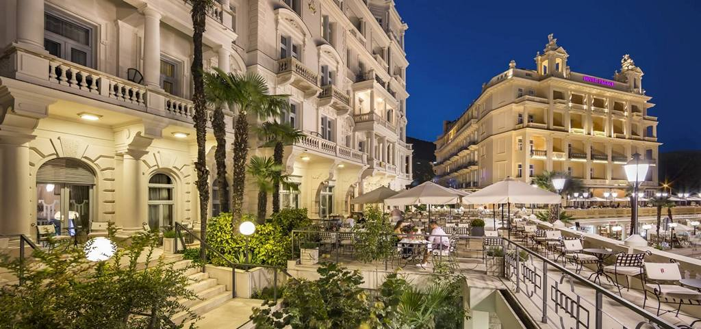 Remisens Premium Grand hotel Palace 4* | Opatija