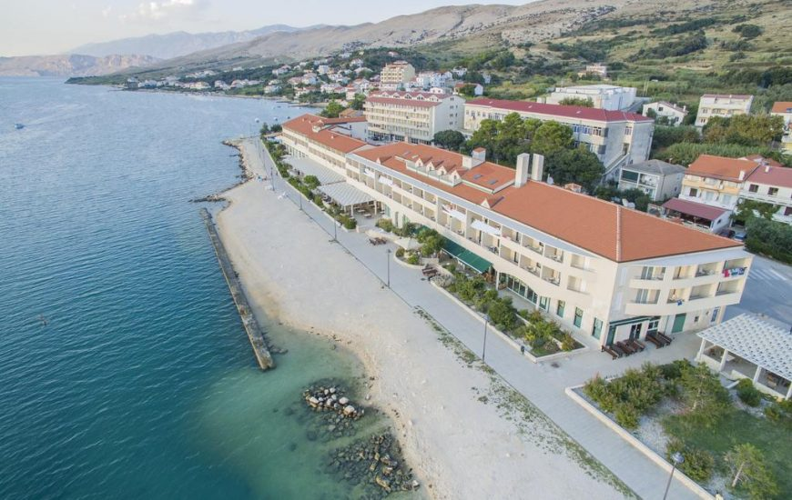 Family hotel Pagus 4* | All inclusive | Pag