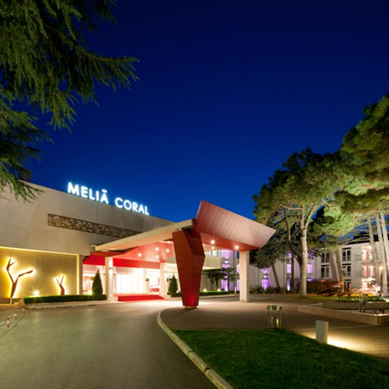 Hotel Melia Coral 5* | Umag | Adult only hotel