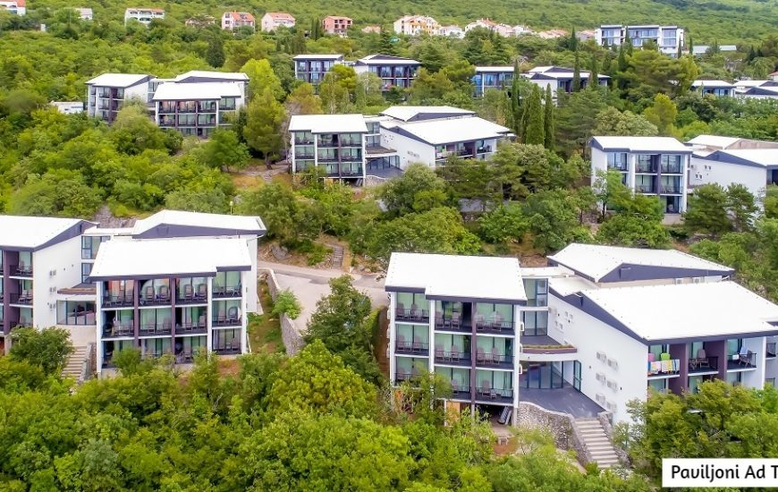 Hotel i Holiday Resort Ad Turres 3* | Crikvenica