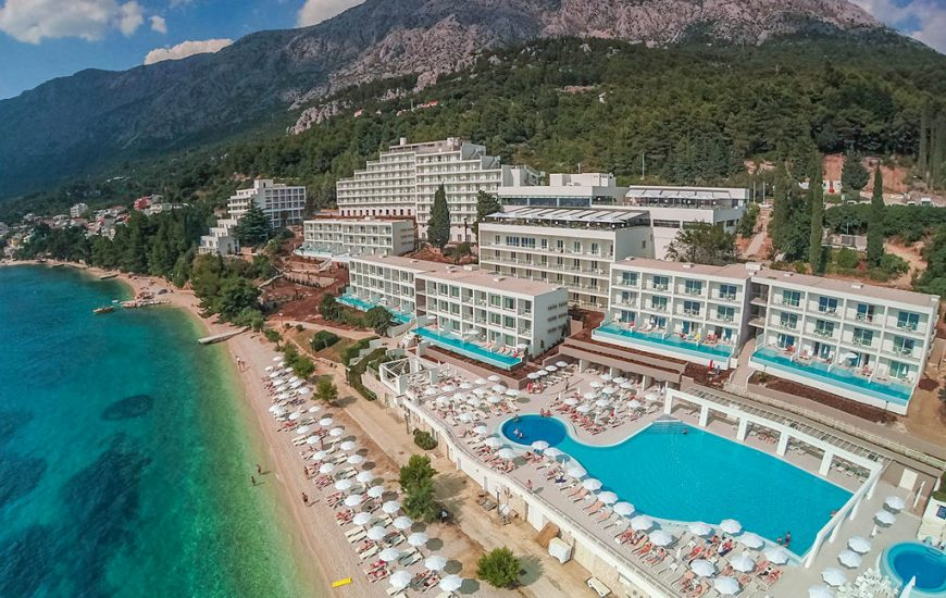 Sensimar Adriatic Beach Resort 4+* | Živogošće