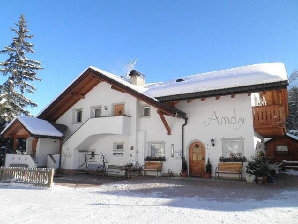 Badia/Pedraces | Apartmani Ciasa Andy (Sella Ronda)