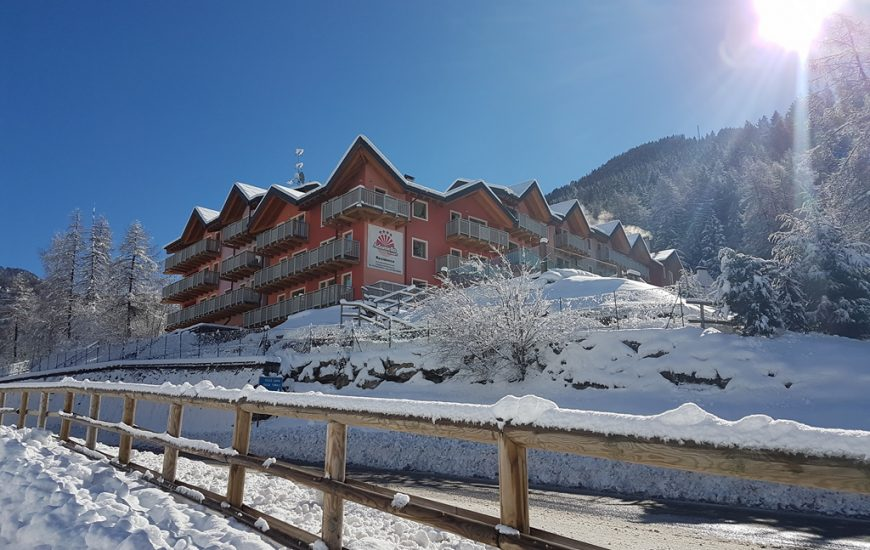 Ponte di Legno | Residence Adamello Resort 4* – FM do 20.11.
