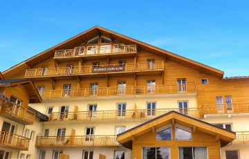 Les 2 Alpes | Residence L'Ours Blanc 3* - busom