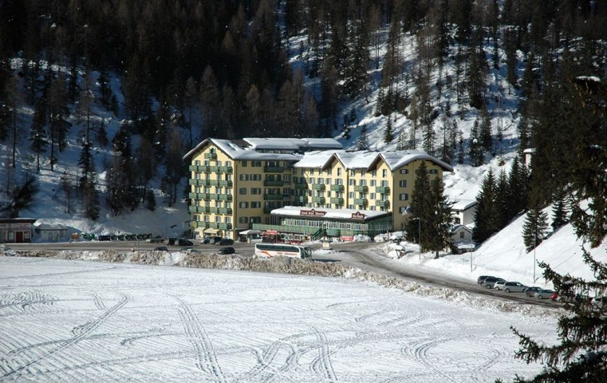 Misurina /Cortina d'Ampezzo | Grand Hotel Misurina 4* – FM -10% + dijete do 12 g. besplatno!