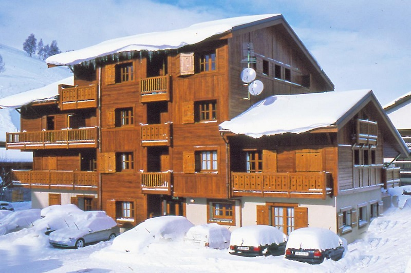 Les 2 Alpes | Residence Alpina Lodge 3*