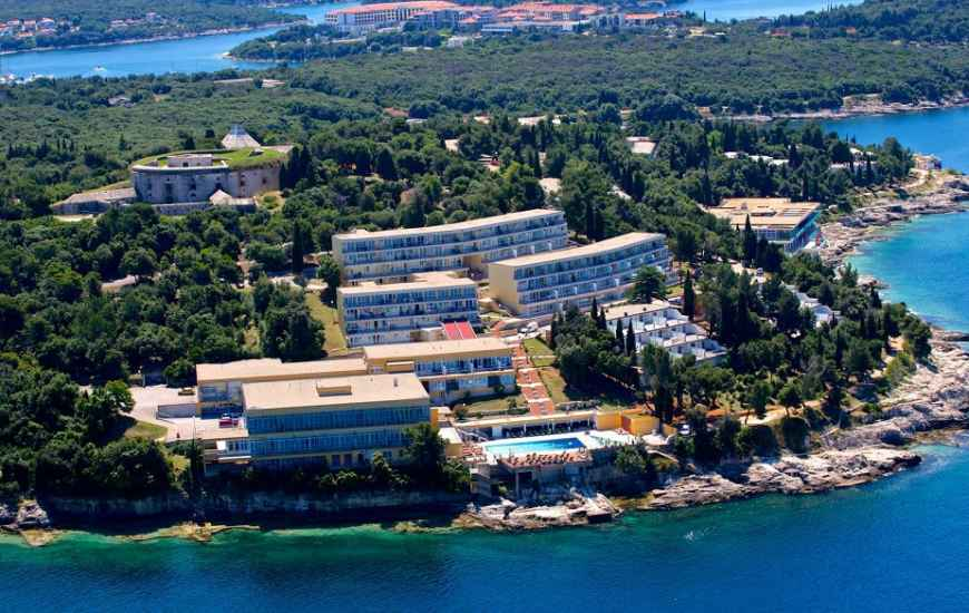 Splendid Resort 3* | Pula