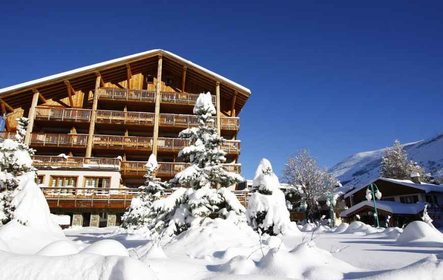 Les 2 Alpes | Residence Cortina