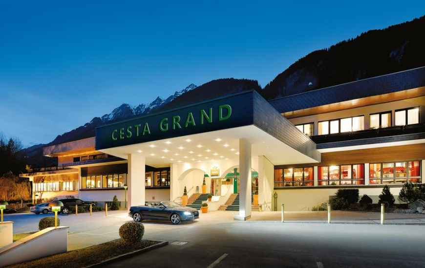 Bad Gastein | Cesta Grand Aktivhotel & Spa 4*S