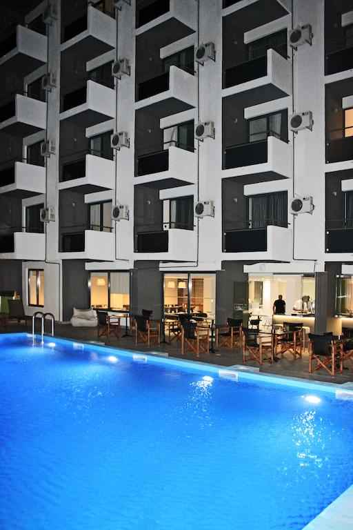 Rodos, grad Rodos, Hotel Amphitrion Boutique 4*