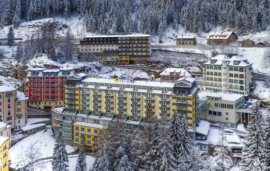 Bad Gastein | Apartment Mondi Holiday Bellevue 4*