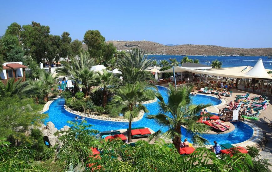 Bodrum, Gümbet, Hotel The Magnific 4*