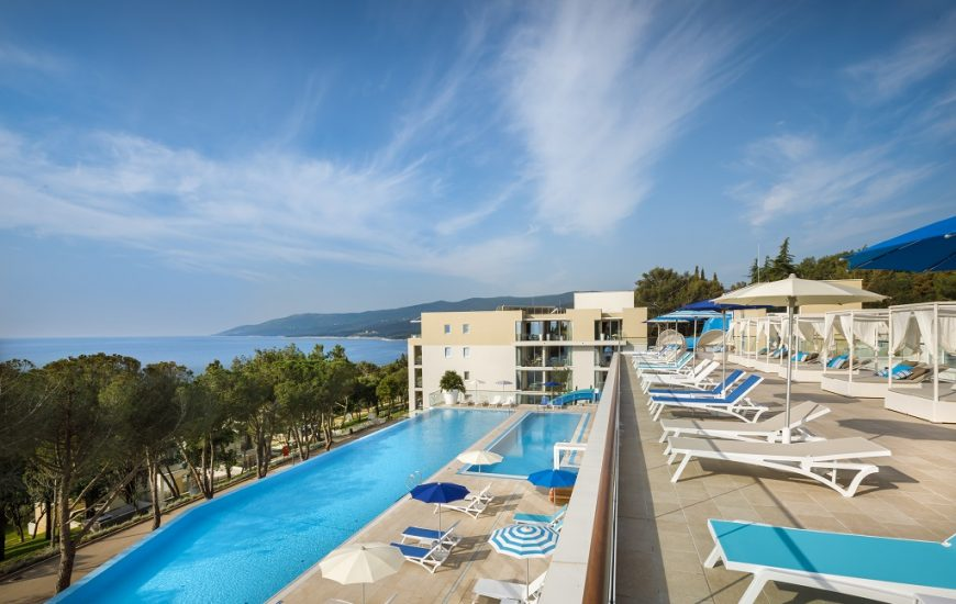 Valamar Collection Girandella Resort Maro Suites 5* | Rabac