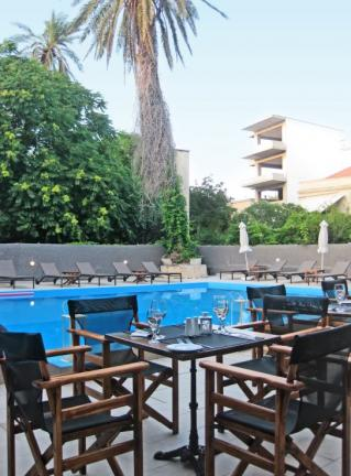 Rodos, grad Rodos, Hotel Apmhitrion Boutique ****