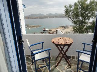 Milos, Pollonia, hotel Apollon Rooms ***
